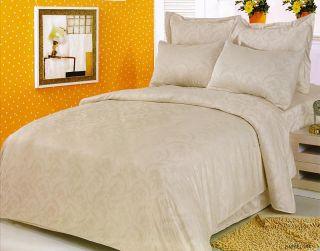Двуспальное постельное белье из бамбука Barselona