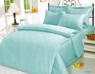 Жаккард комплект постельного белья Symphony (Blue) Le Vele